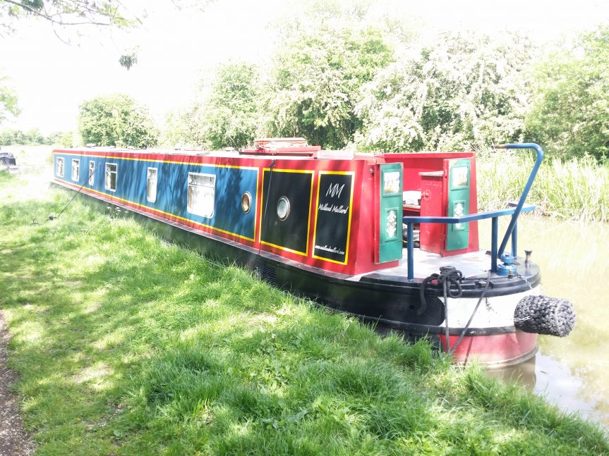 Moira Canal Festival 19th – 20th May 2018