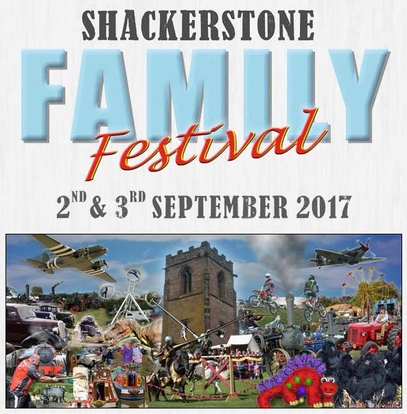 Shackerstine Festival 2017